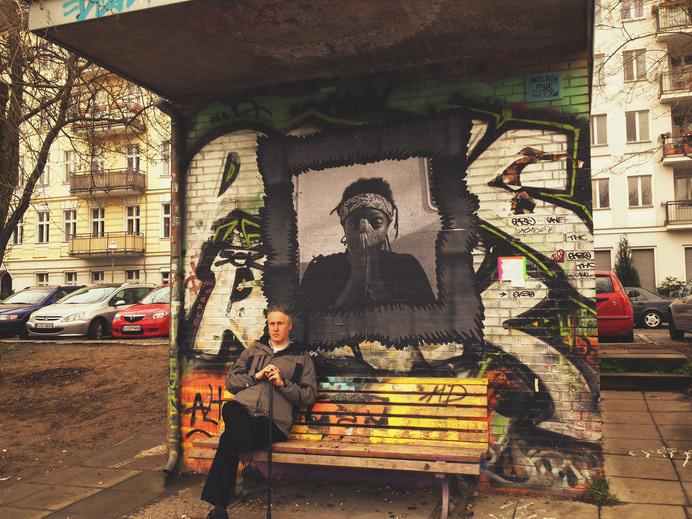 Berlin reclaim your city   Flickr - David Walby #graffiti #walby #iphone #photography #david #berlin