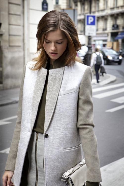 Likes | Tumblr #fashion #city #jacket #girl