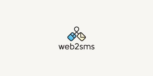 Logos 2009 2012 on Branding Served #logo #vector #branding #web2sms