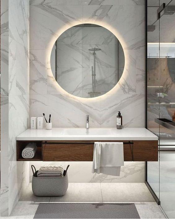 ▷ Nuevas tendencias para baños 2019. Decoración de baños.