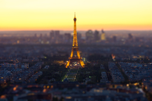 CJWHO ™ (Photograph Toy Eiffel Tower by Mohamed Khalil El...) #paris #eiffel #france #landscape #photography #architecture #tower