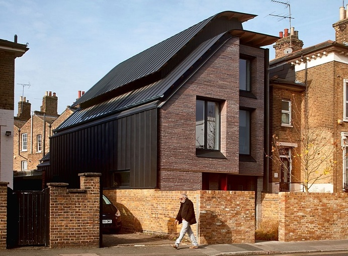 The Makers House by Liddicoat & Goldhill