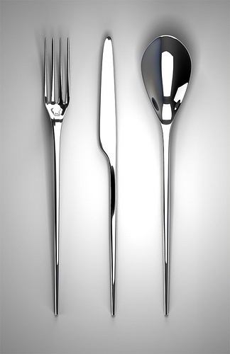 Hull Cutlery | Flickr - Photo Sharing! #cutlery #industrial #design