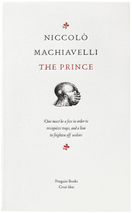 The Prince #cover #editorial #book