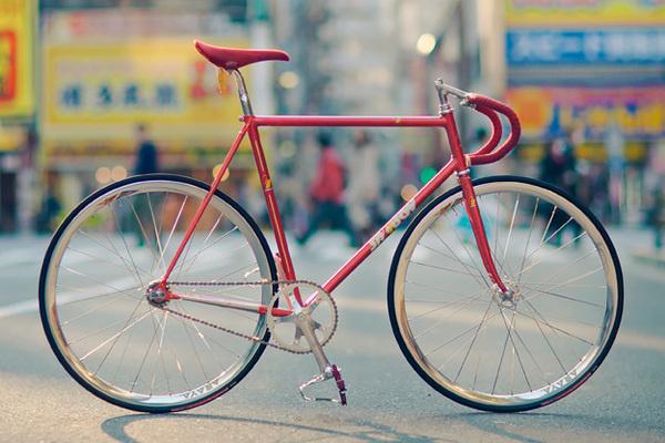 Samson Rising Sun #bicycle #track #bike