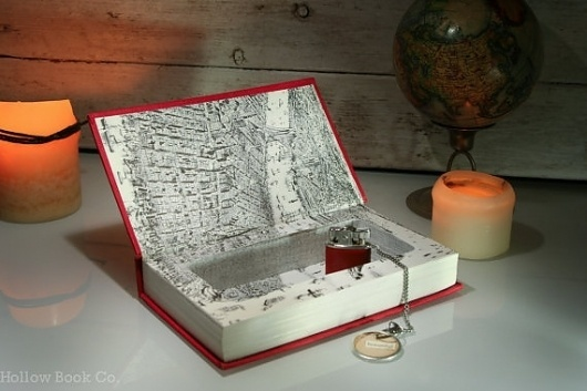 Hollow Book Safe All New York by HollowBookCo on Etsy #safe #book #hollow #etsy #york #nyc #new