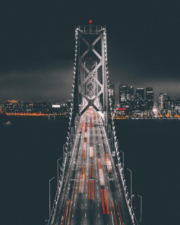 Stunning Urban Instagrams by Cory Gruenfeld