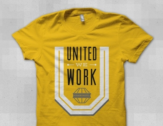 Lost Type Co-op #type #yellow #lost #shirt