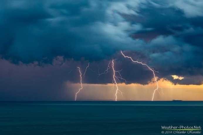 Weather Photography by Marko Korosec #inspiration #photography #nature