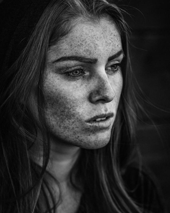 Gorgeous Portrait Photography by Joschka Link