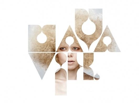 Collate #album #branding #maya #direction #art #vik