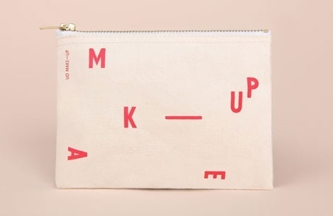 It's Nice That : Pure Magenta Updates #make #nice #up #bag #typography