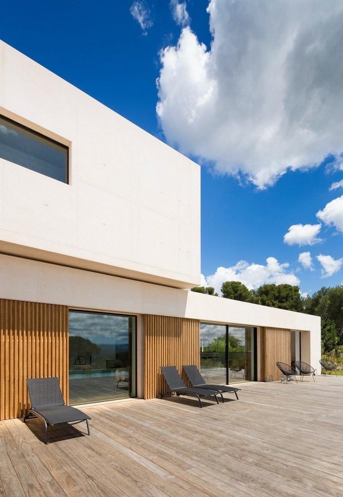 MaisonA in Aix-en-Provence, France / Pietri Architectes 7