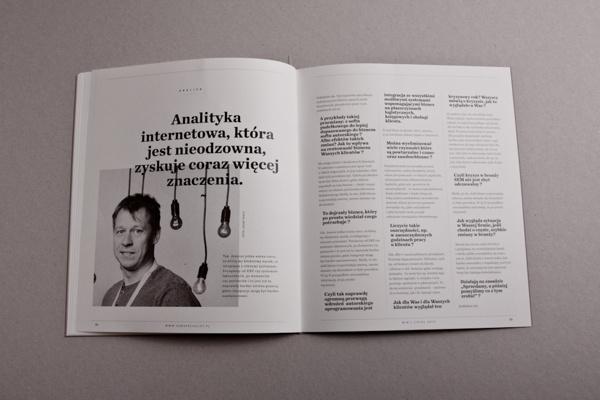 SEM SPECIALIST - Magazine #marcinkowski #kaplon #editorial #paul