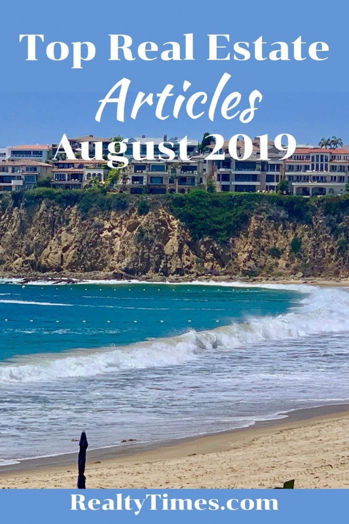 Top 10 Real Estate Articles for August 2019