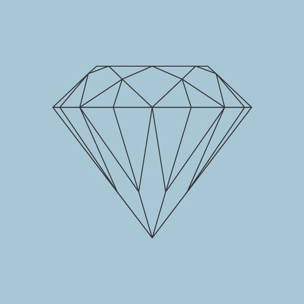 Diamond #illustration #diamond