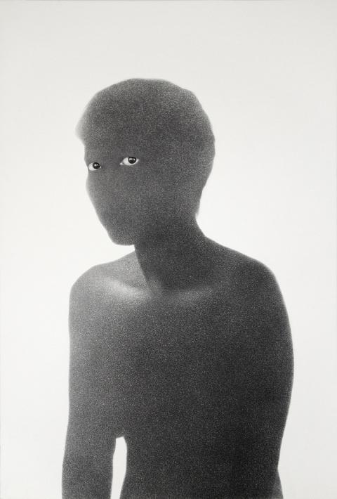 Samantha Wall   PICDIT #art #drawing #white #black