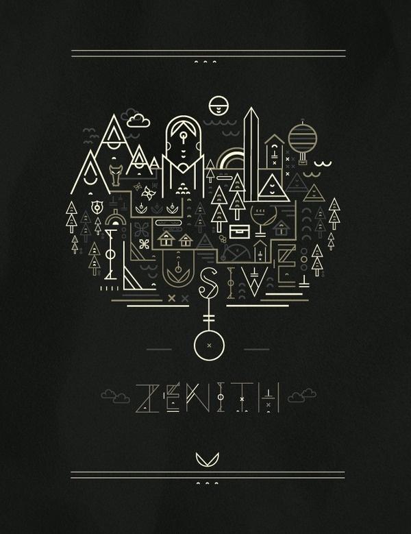 Nu206 #design #illustration