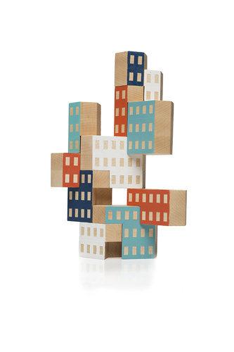 1 | Students Design 22 Playful Wooden Toys For Kids | Co.Design: business + innovation + design #playful #toys #wooden #design #wood #product #blocks #student