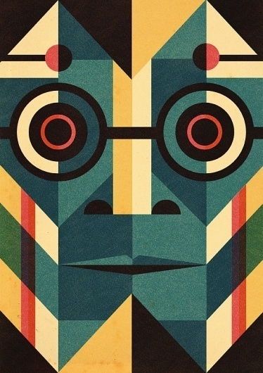 Peter Cook Exhibition - Ben Newman Illustration #inspiration #illustration #design #graphic