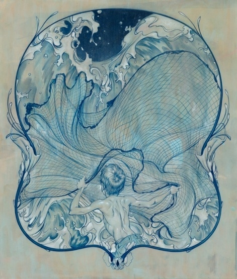 James Jean | Wave II #illustration