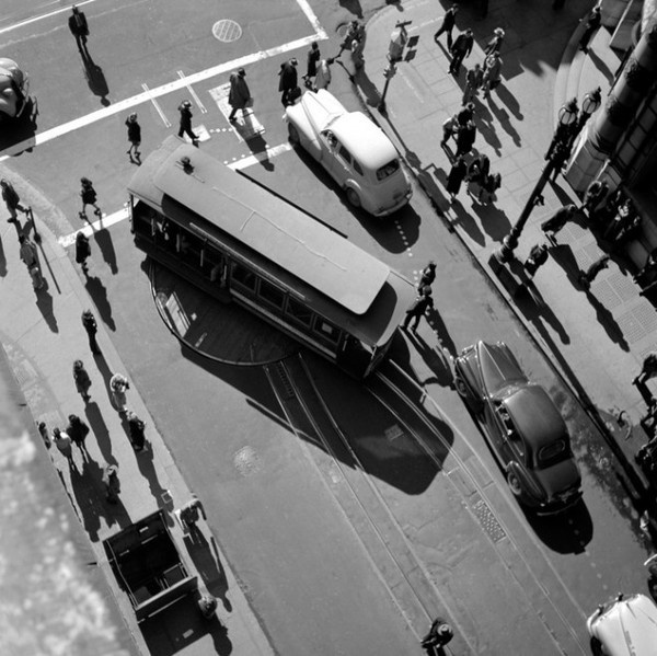 Fred Lyon #inspiration #white #black #photography #and