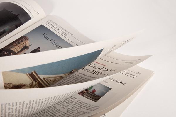 Tagesspiegel Diverses #design #germany #newspaper #editorial #berlin