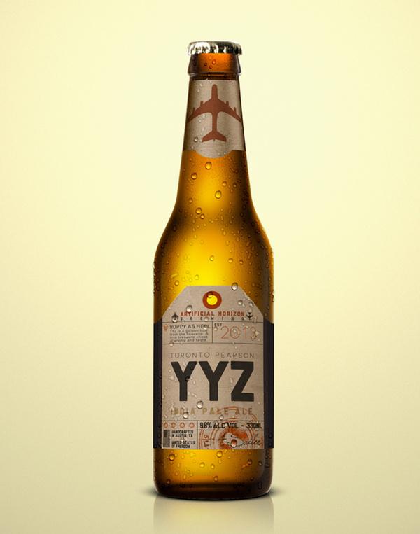 Around The World Beer Flight - YYZ #beer