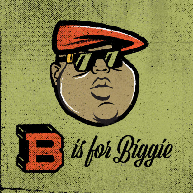 Biggie Smalls #biggie #hiphop #music #cartoon