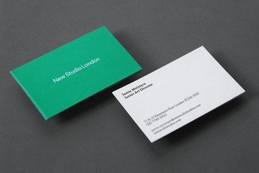 Patrick Fry / New Studio London #branding #print #identity #stationery #logo