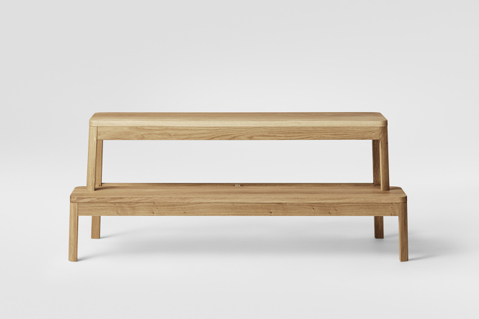 Arise Bench by Million