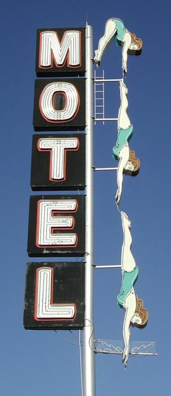 TypeToy #sign #motel