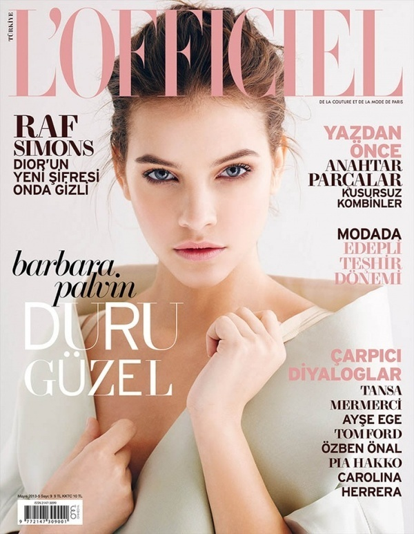 Beauty model Barbara Palvin photographed by Emre Guven and styled by Ayca Elkap for the May issue of L'Officiel Turkey. #fashion #photography #inspiration
