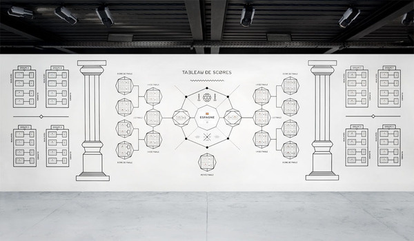 space #infographics #architecture #installation