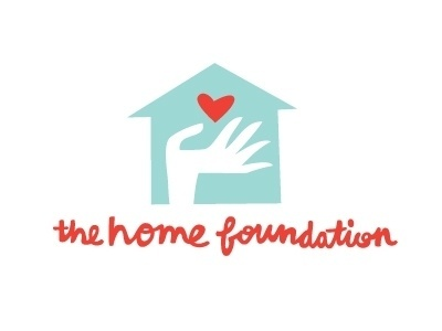 Dribbble - Home Foundation by Matt Lehman #heart #matt #home #lehman #foundation #logo #hand