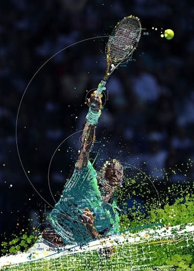 Sebastian Onufszak: IBM #illustration