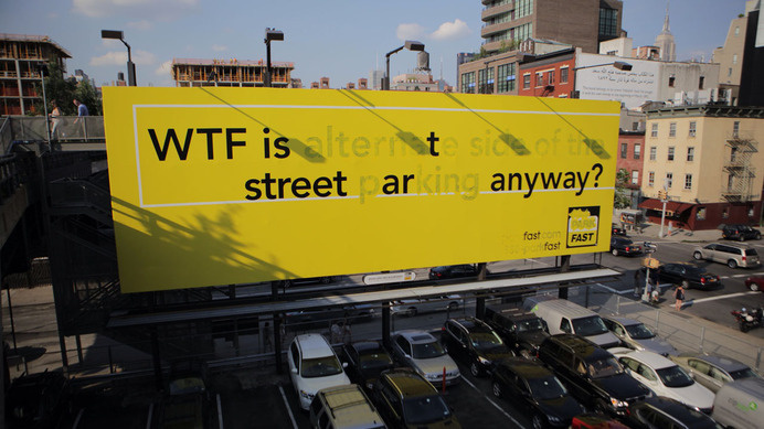 WTF is street art anyway?