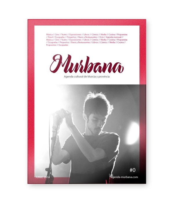 Murbana by Enisaurus #cover #brand #lettering #typography