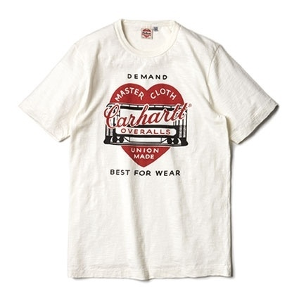 Carhartt WIP: Products #illustration #heritage #tee #typography