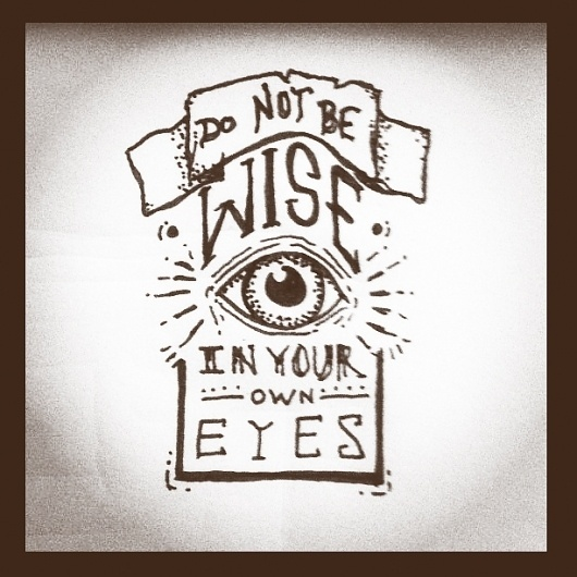 Dribbble - DontBeWise.jpg by Dustin Addair #addair #wise #eyes #dustin #sketch