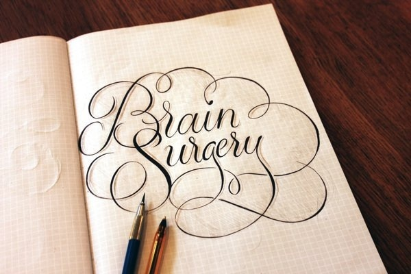 Creative Typography Font #typography #lettering
