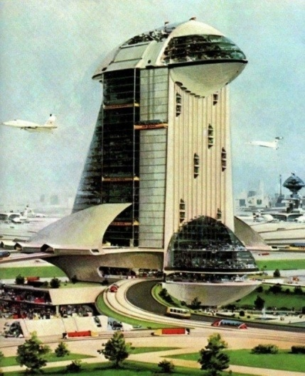 Retro-futurism in French Children's Encyclopedias, 1945-1975 | Retronaut #1940s #retro #illustration #french #future
