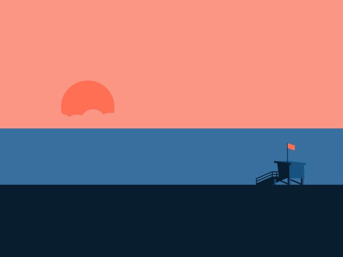 #susnet #ocean #illustration