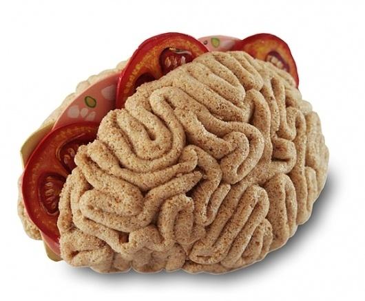 Think.BigChief | Milan based inspirational blog #zombie #brain #food