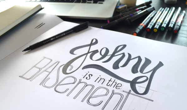 Bob Dylanxc2xb4s HAND LETTERING EXPERIENCE #calligraphy #lettering #bob #dylan #hand