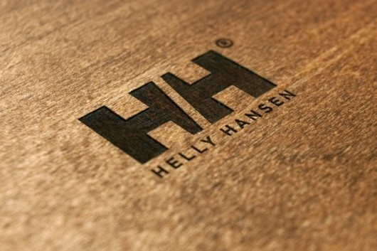 FRAME BY FRAME: The Helly Hansen Annual Report by Shelby White #helly #white #cutter #print #laser #wood #hansen #shelby