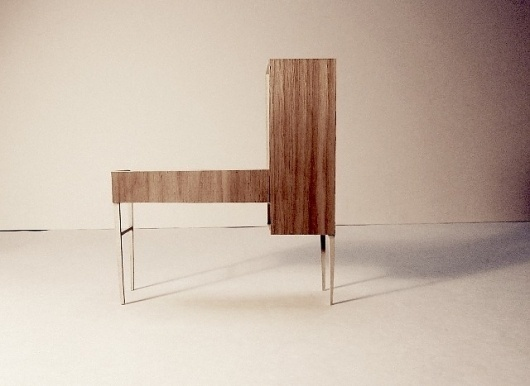 La Nouvelle #chair #furniture #design #table