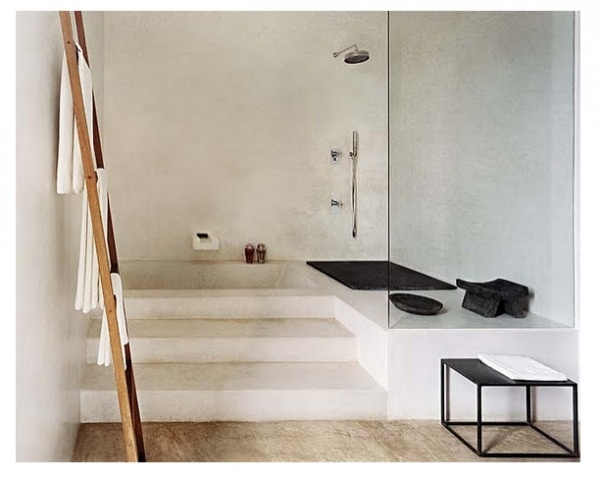 "Image Spark Image tagged ""bathroom"", ""interior"" toddhunter #void #solid #interiors #bathrooms #architecture"