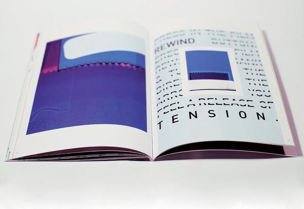 35mm Magazine #print #design #aaron #book #minimal #poster #layout #craig #magazine #typography