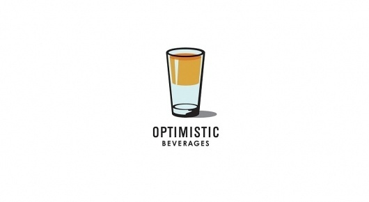 Logo | Optimistic Beverages | Helms Workshop #logo #vector #branding